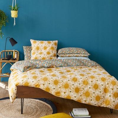 Bettbezug JAHIA aus reiner Baumwolle Bettbezug JAHIA aus reiner Baumwolle La Redoute Interieurs