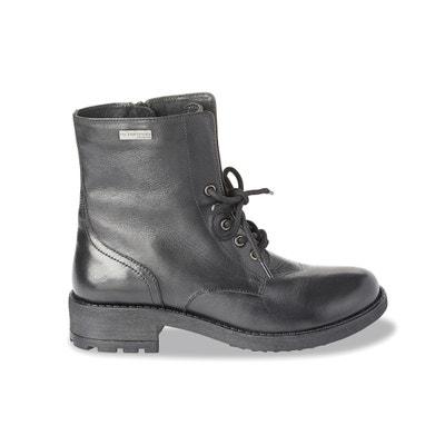 Austria Leather Ankle Boots LES TROPEZIENNES PAR M.BELARBI