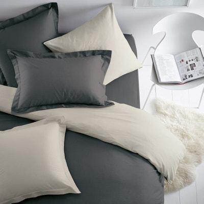 Two-Tone Cotton and Polyester Single Pillowcase SCENARIO