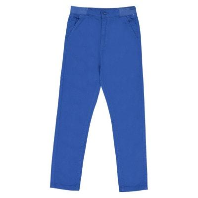 Pantalon taille élastiquée 3-12 ans Pantalon taille élastiquée 3-12 ans La Redoute Collections