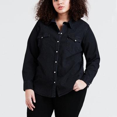 Plus Western Denim Shirt LEVI'S