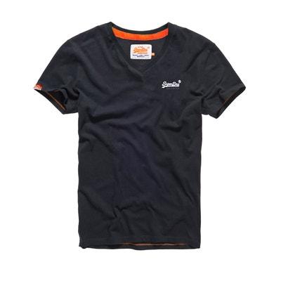 Orange Label Vintage Short-Sleeved T-Shirt Orange Label Vintage Short-Sleeved T-Shirt SUPERDRY