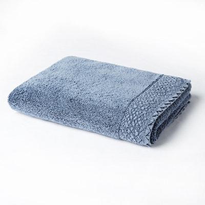 Handdoek in badstof ANJO, 100% katoen La Redoute Interieurs