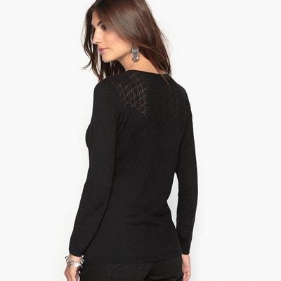 Sweter fantazyjny, 10% wełny Sweter fantazyjny, 10% wełny ANNE WEYBURN