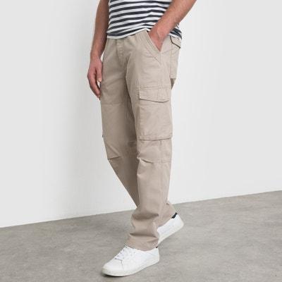 Pantalon cargo 100% coton La Redoute Collections