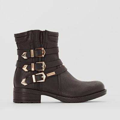 """Boots """"GLOSS"""", Leder Boots """"GLOSS"""", Leder LES TROPEZIENNES PAR M.BELARBI"""