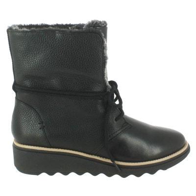 Chaussures femme Clarks en solde   La Redoute 8b2977d6c0db