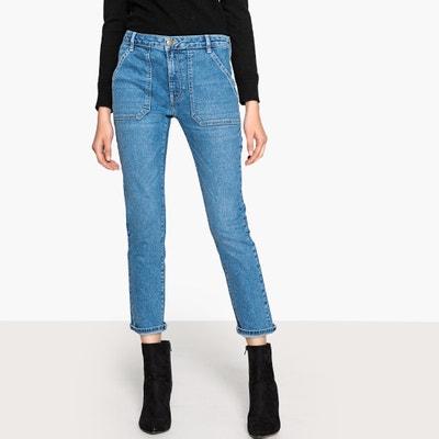 Jeans straight 7/8, taglio regular Jeans straight 7/8, taglio regular La Redoute Collections