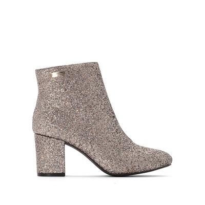 Boots met pailletten Clora Boots met pailletten Clora LES TROPEZIENNES PAR M.BELARBI