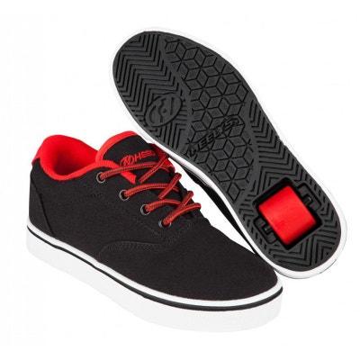 Heelys - Chaussures à roulettes Launch (771027) - noir/rose/bleu d39ao