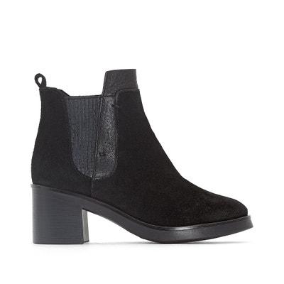 Boots cuir Bounty MJUS