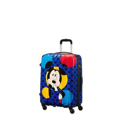 Valise cabine rigide Hypertwist 55 cm Disney Mickey AMERICAN TOURISTER