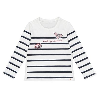 Breton T-Shirt, 3-14 Years Breton T-Shirt, 3-14 Years IKKS JUNIOR