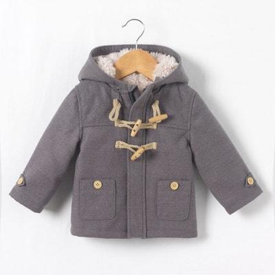 Duffle-coat doublé imitation fourrure 1 mois-3 ans Duffle-coat doublé imitation fourrure 1 mois-3 ans LA REDOUTE COLLECTIONS