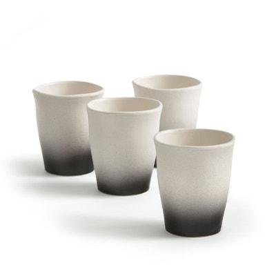 Tasse café faïence Asaka By V. Barkowski (x4) Tasse café faïence Asaka By V. Barkowski (x4) AM.PM