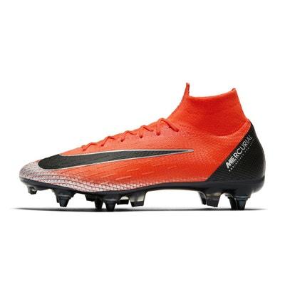 Chaussures football Nike Mercurial Superfly 360 VI Elite CR7 SG-PRO  Anti-Clog Rouge eeb2ea15bc98