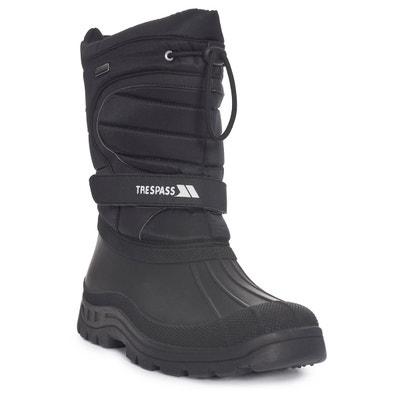DODO bottes sans lacets hommes DODO bottes sans lacets hommes TRESPASS d5ce1bfe10ac