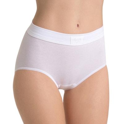 Cuecas de cintura subida Double Comfort Cuecas de cintura subida Double Comfort SLOGGI