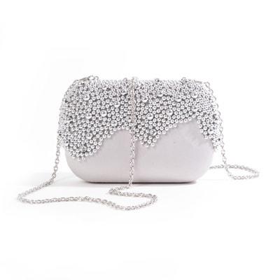 Minaudière Style Clutch Bag MADEMOISELLE R