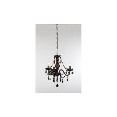 lustre noir baroque en solde la redoute. Black Bedroom Furniture Sets. Home Design Ideas