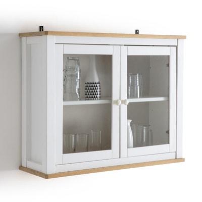 Mobile vetrina in pino massello, ALVINA Mobile vetrina in pino massello, ALVINA La Redoute Interieurs