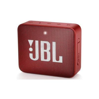 Enceinte Bluetooth JBL Go 2 Rouge Enceinte Bluetooth JBL Go 2 Rouge JBL