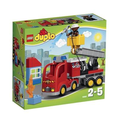 Le camion de pompiers – 10592 Le camion de pompiers – 10592 LEGO DUPLO BRIQUES