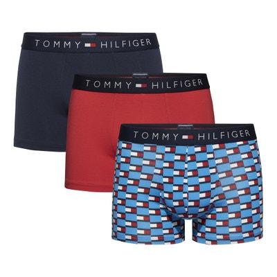 Confezione da 3 boxer in cotone Confezione da 3 boxer in cotone TOMMY HILFIGER