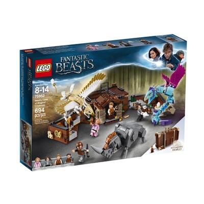 Fantastic Beasts 75952 Newt's koffer met magische wezens Fantastic Beasts 75952 Newt's koffer met magische wezens LEGO