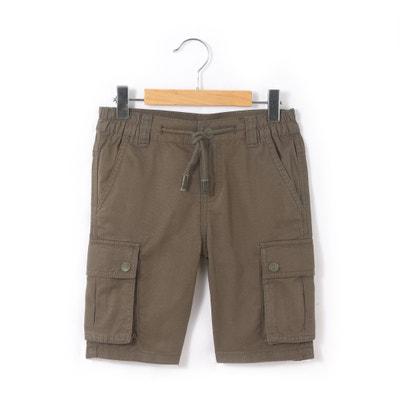 Combat Bermuda Shorts, 3-12 Years Combat Bermuda Shorts, 3-12 Years La Redoute Collections