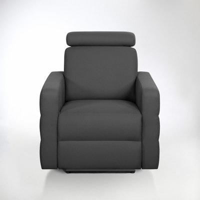 Fauteuil de relaxation coton demi-natté, Hyriel La Redoute Interieurs