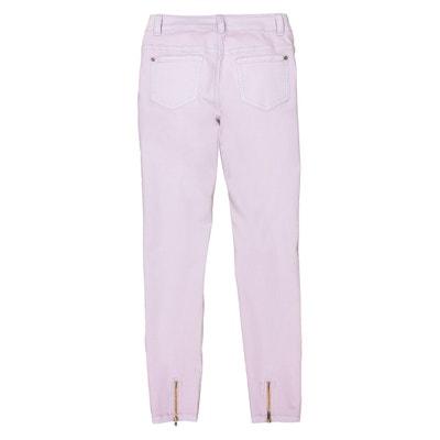 Pantalon slim troué genoux 10-16 ans La Redoute Collections
