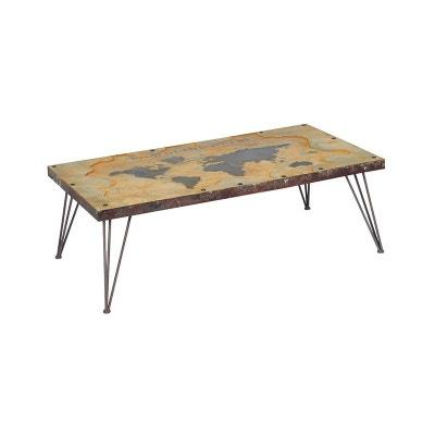 Table Basse Rectangulaire Design Salon La Redoute