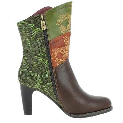 fa5d3f4fd6cfd bottines   boots cuir bottines   boots cuir LAURA VITA