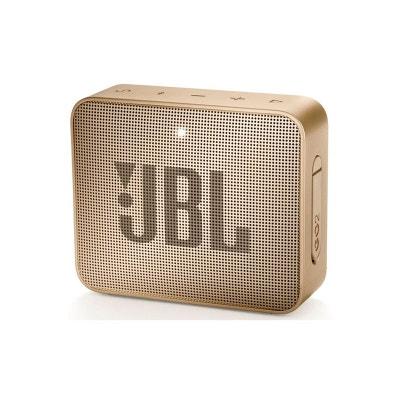 Enceinte Bluetooth JBL Go 2 Champagne Enceinte Bluetooth JBL Go 2 Champagne JBL