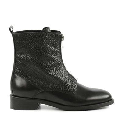Boots Croco En Solde La Redoute