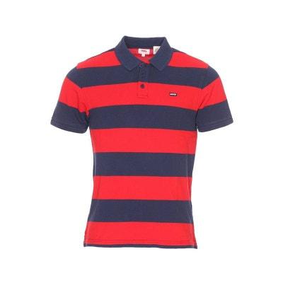 Polo Housemark en coton à rayures et s Polo Housemark en coton à rayures et  s. LEVI S 018872847103