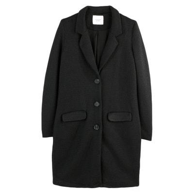 Manteau long poches à rabats Manteau long poches à rabats JACQUELINE DE YONG