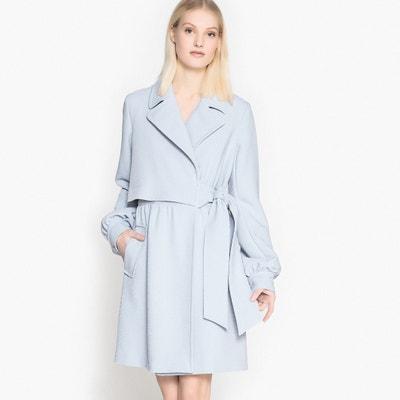 Wrapover Overlay Coat MADEMOISELLE R