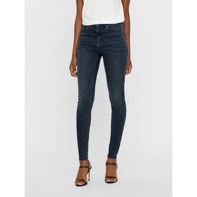 981b8fb16ea3b Jean skinny Taille haute Jean skinny Taille haute VERO MODA