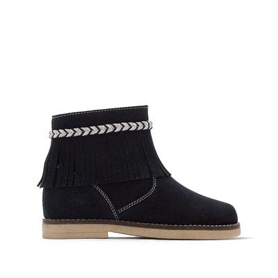 Boots, bottines fille - Chaussures enfant 3-16 ans en solde   La Redoute 56c00142a163