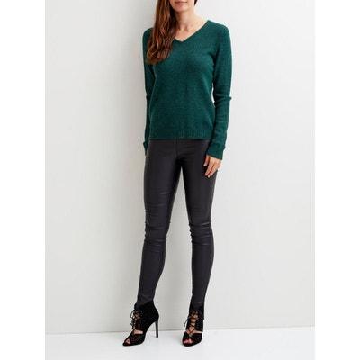 Pull vert femme en solde   La Redoute ad1fafa6916a