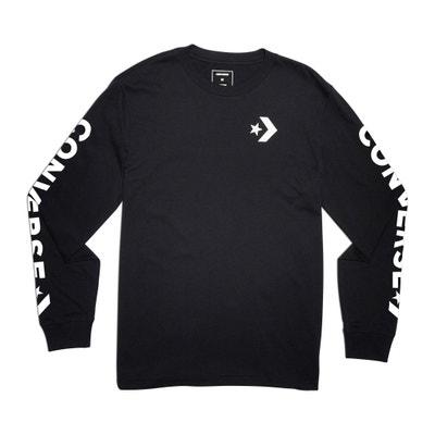 T-Shirt, runder Ausschnitt, kurze Ärmel CONVERSE