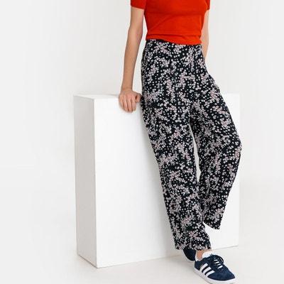 Femme En La Élastiquée Redoute Solde Pantalon Castaluna Taille qO1zzE