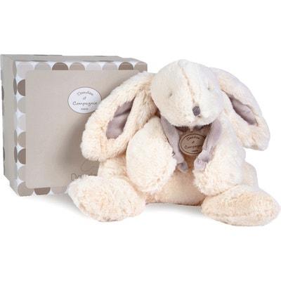 Large Bonbon Rabbit - Taupe DOUDOU ET COMPAGNIE
