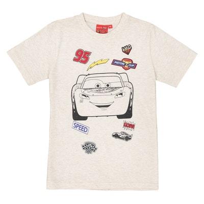 1b6c8a7021ff41 Tee-shirt 2 - 8 ans Tee-shirt 2 - 8 ans CARS