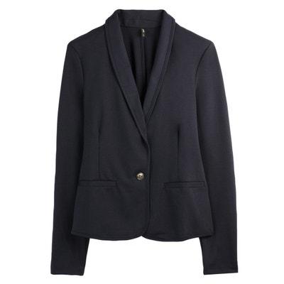 2894784e2c309 Veste blazer courte en jersey Veste blazer courte en jersey ONLY