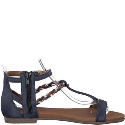 Kim Leather Sandals TAMARIS