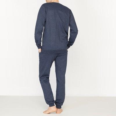 Pyjama en molleton Pyjama en molleton La Redoute Collections