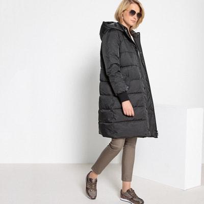 Куртка стеганая длинная с капюшоном, зимняя модель Куртка стеганая длинная с капюшоном, зимняя модель ANNE WEYBURN